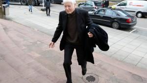 Zwei Jahre Haft auf Bewährung für Anton Schlecker