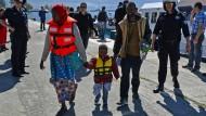 Bootsflüchtlinge berichten von bis zu 500 Toten
