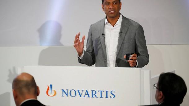 Novartis drohen hohe Kosten wegen manipulierter Medikamententests