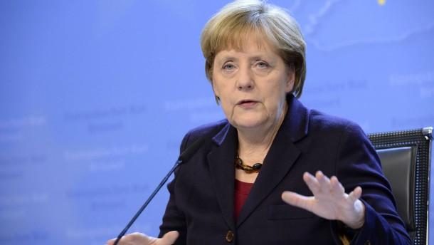 Merkel warnt vor Pegida-Protesten