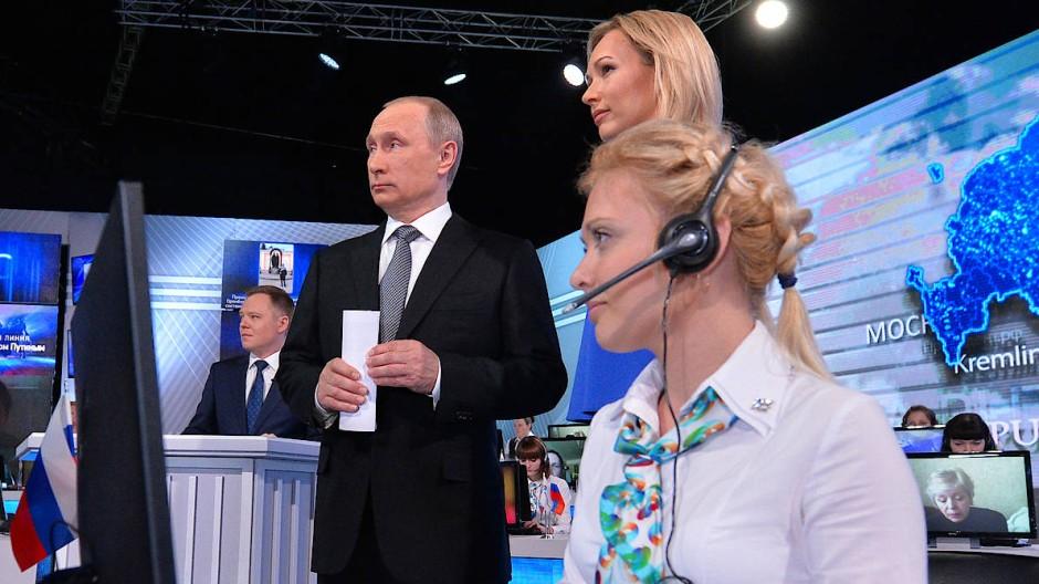 Das russische Internet soll im Angriffsfall abgekoppelt werden.
