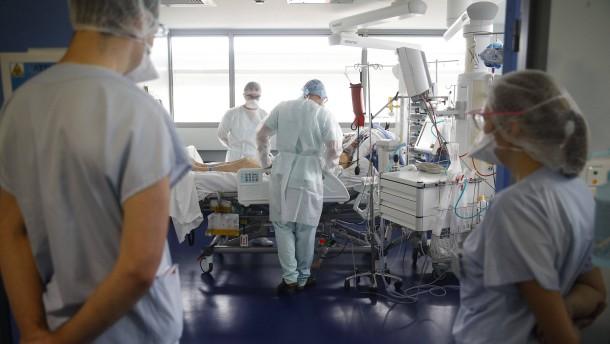 Mehr als 50.000 neue Corona-Infektionen in Frankreich