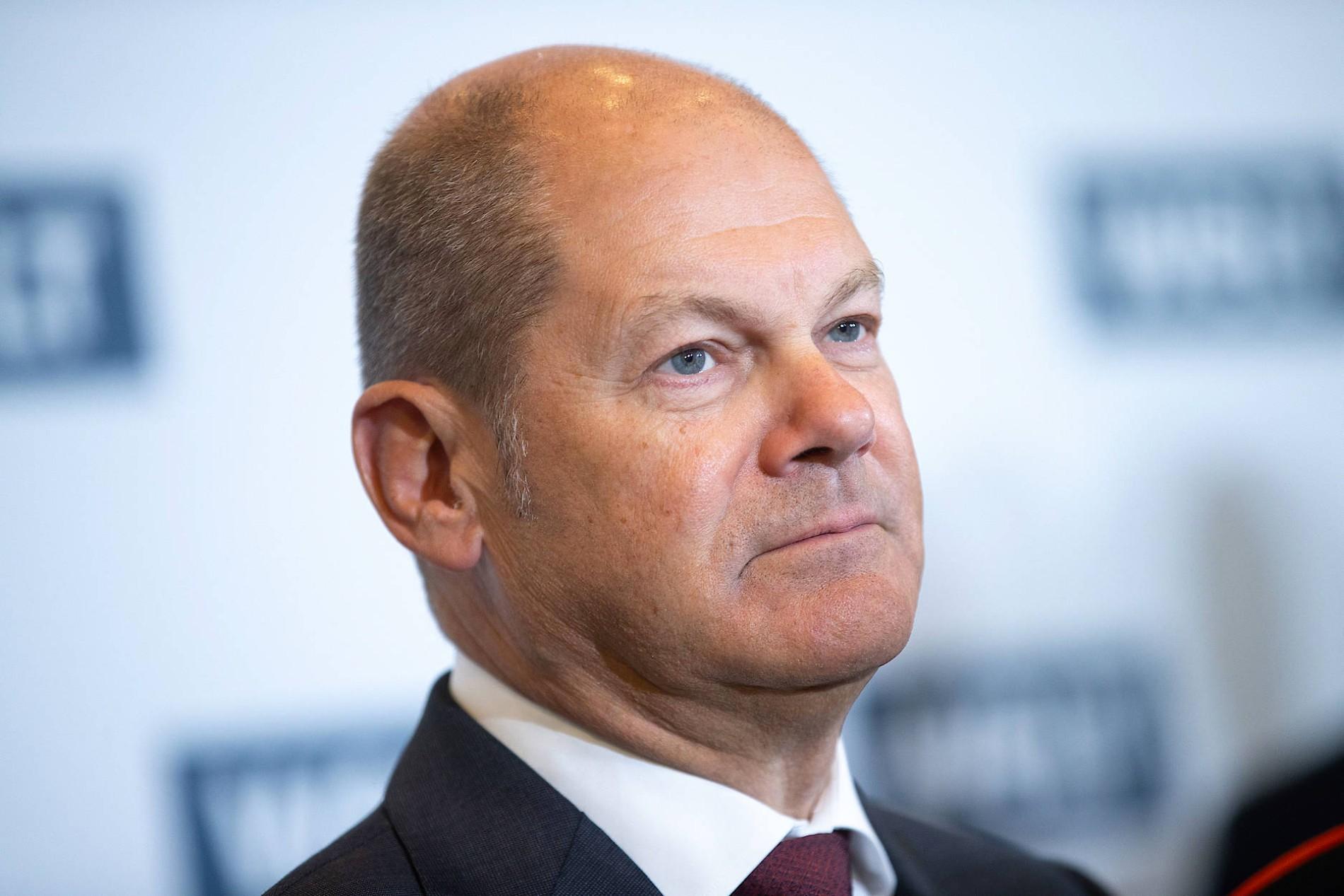 Altschulden Olaf Scholz Fordert Solidaritat Der Lander