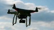 Drohne in Bayer: Informationen zur Art der Drohne in Kanada und zu ihrem Piloten gab es zunächst nicht.