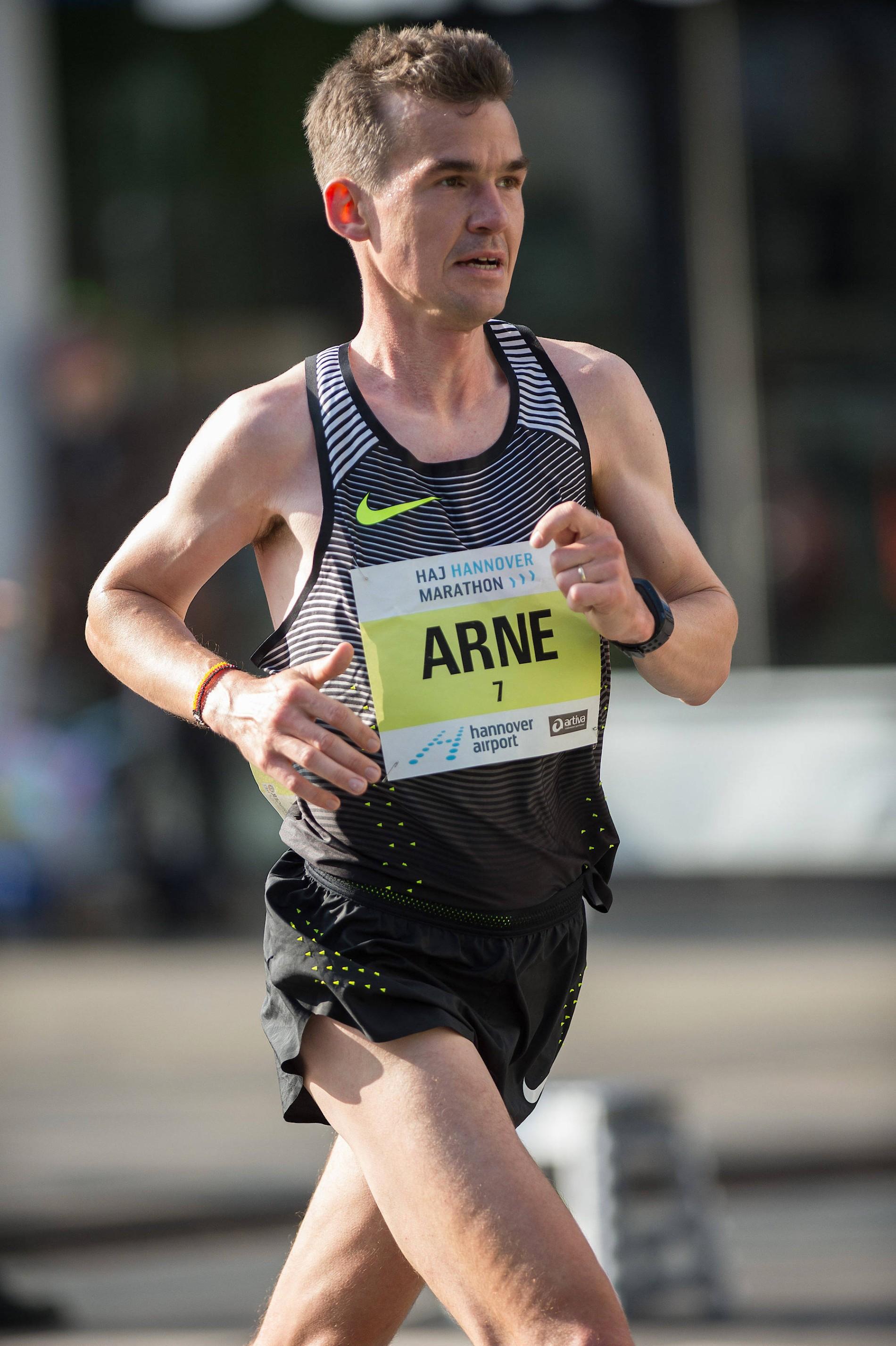 Marathonlaufer Arne Gabius Uber Dlv Verzicht Auf Wm 2017
