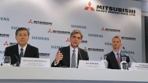 Siemens nach Alstom-Angebot im Plus