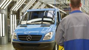 Daimler muss abermals Hunderttausende Diesel zurückrufen