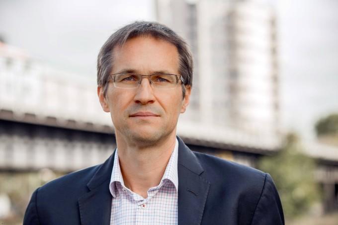 Gerald Knaus, Vorsitzender der von ihm 1999 gegründeten Denkfabrik Europäische Stabilitätsinitiative (ESI) in Berlin (Archivbild).