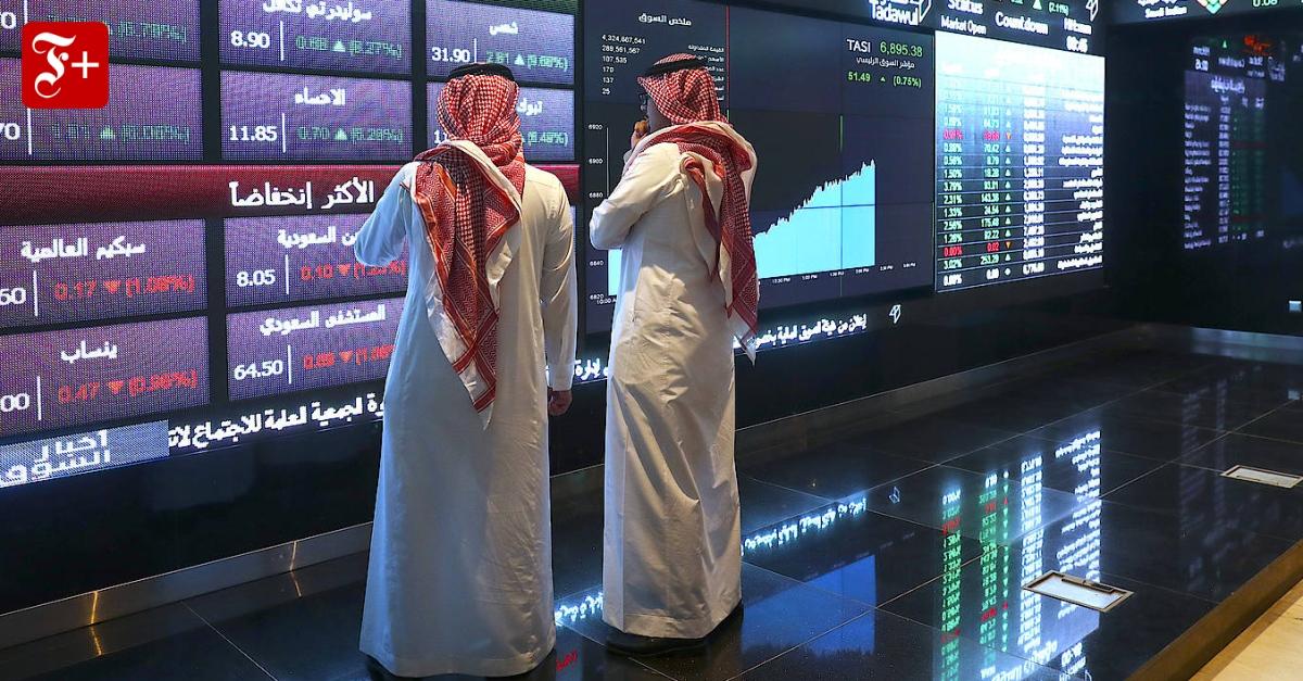 Aktie Saudi Aramco