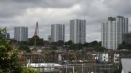 Untersuchung nach Großbrand: 60 Hochhäuser sind brandgefährdet
