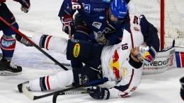 München gelingt erster Schritt zum DEL-Titel