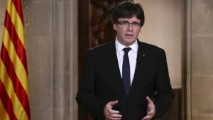 Kataloniens Regierungschef attackiert spanischen König