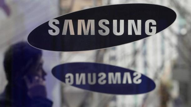 Samsung stellt sich für Nachfolge auf