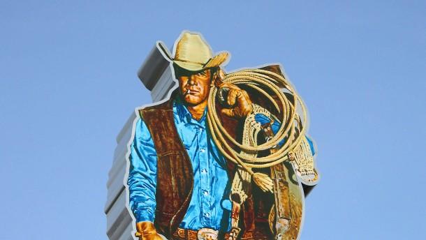 Marlboro tötet den Marlboro-Mann