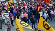 Verfassungsschutz beobachtet Identitäre Bewegung