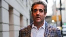 Cohen soll vor Gericht aussagen