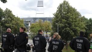 DFL: Bremen will mit Krawallen Geld verdienen