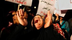 Ägypter verärgert über Verfassungsentwurf