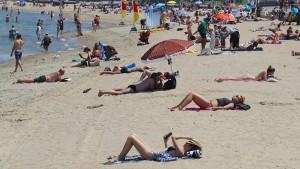 Hitzewelle macht Australien zu schaffen