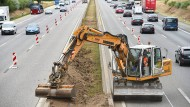 Milliarden fürs Verkehrsnetz fließen auch nach Hessen
