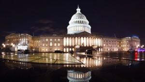 Haushaltssperre legt Behörden in Amerika teilweise lahm