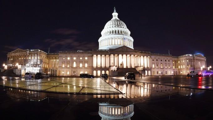 Mauer-Streit führt zu Shutdown