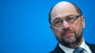 Erleichterung bei Bürgern über Schulz' Rückzug