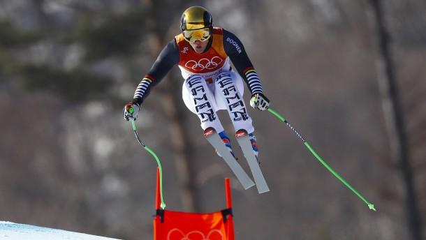 Kitzbühel-Sieger Dreßen bleibt ohne Medaille
