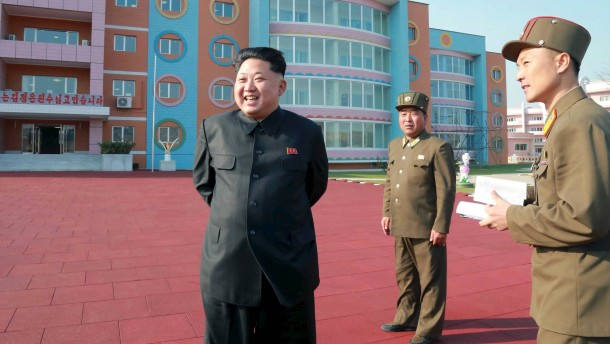 Nordkorea soll 15 ranghohe Beamte hingerichtet haben