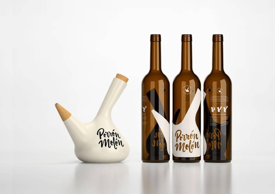 Dem Porrón lag die Idee zugrunde, dass, etwa bei der Arbeit auf dem Land, alle aus demselben Gefäß trinken konnten, ohne es mit den Lippen zu berühren.