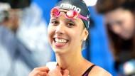 Wenk schwimmt deutschen Rekord