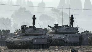 Raketen schlagen in Jerusalem und Tel Aviv ein