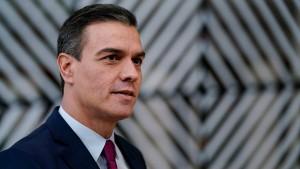 Sánchez will keine Zeit mehr verlieren