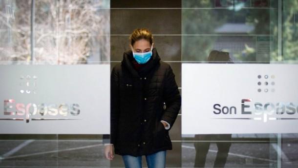 Erster Fall von Coronavirus auf Mallorca