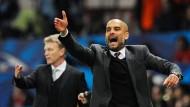 Guardiola zufrieden mit dem Unentschieden
