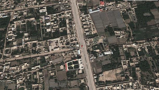 Vier Tote bei Angriff auf deutsches Konsulat in Masar-i-Scharif