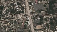Standort des deutschen Generalkonsulats in Masar-i-Scharif