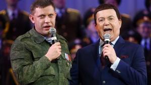 Sänger Jossif Kobson in Russland gestorben