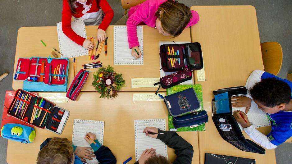 Grundschulkinder sollen einen Anspruch auf Ganztagsbetreuung erhalten.