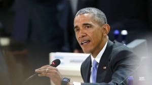 Obama warnt vor atomarem Terror
