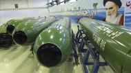 Teheran produziert neue Flugabwehrraketen