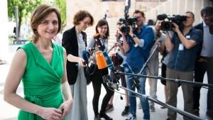 Simone Lange will sozialpolitische 180-Grad-Kehrtwende der SPD