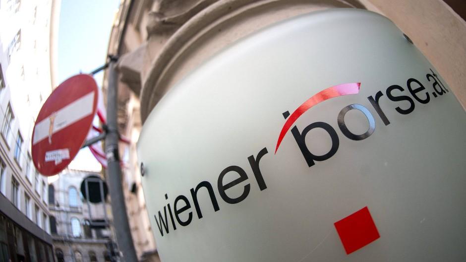 Die Börse in Wien
