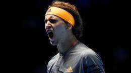 Zverev gelingt erster Sieg gegen Nadal