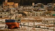 Spuren der Verwüstung: Auch zwei Jahre nach dem Tsunami leidet Kesenuma noch unter den Folgen der Katastrophe.