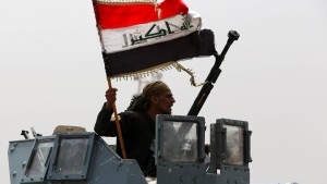 Neue Angriffe der irakischen Armee auf Dschihadisten