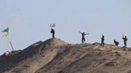 Kurden feiern Sieg über den IS in Kobane
