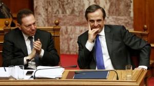 Parlament beschließt weiteres Sparpaket