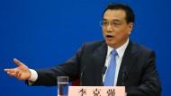 China kündigt schmerzhafte Reformen an