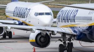 Streik deutscher Ryanair-Mitarbeiter hat begonnen